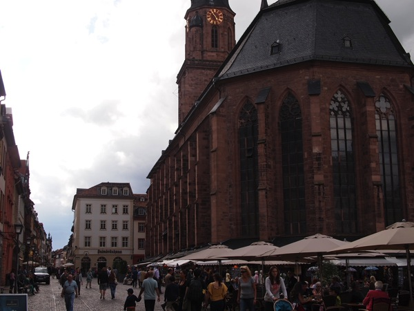 P8142373 たった1日でハイデルベルク観光!絶対に訪れたい13のオススメスポット