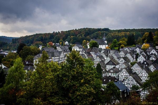 Freudenberg Heribert Pohl 色がないのに絶景!ドイツ秘境にある街フロイデンベルクとは?