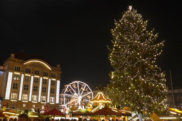 christmas market 絶景だらけ!ドイツ・ロマンティック街道で絶対に行きたい7スポット!