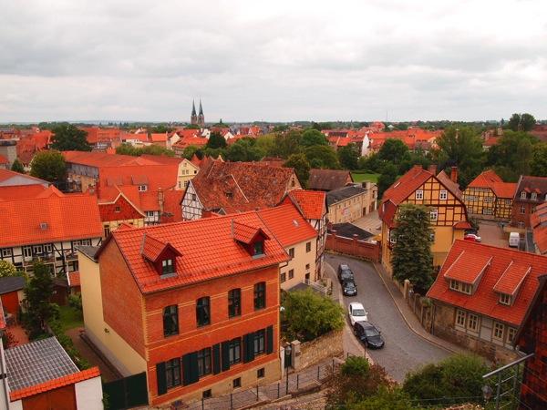 ドイツのカラフルな街並み
