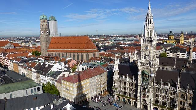 munich 絶景だらけ!ドイツ・ロマンティック街道で絶対に行きたい7スポット!